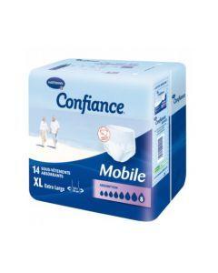 Confiance Mobile Hartmann 14 sous-vêtements  - Taille XL