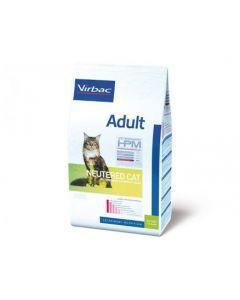 Virbac Veterinary HPM Neutered Chat Adulte 7kg