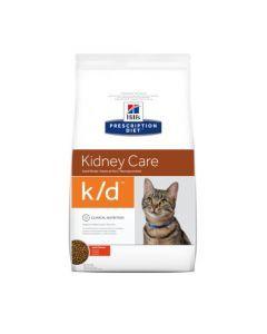 Hill's Prescription Diet K/D pour Chat 1,5kg