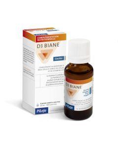 Pileje D3 Biane - Flacon compte-goutte 20 ml