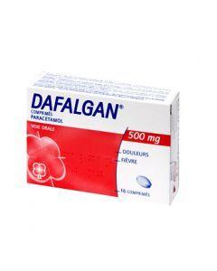 Dafalgan comprimés 500 mg