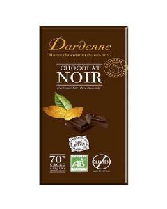 Dardenne Chocolat Noir 70% 100g