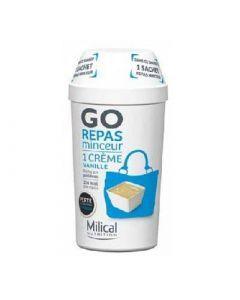 Milical Milical Shaker Crèmes Vanille Go Repas