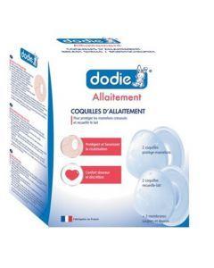 Dodie Coquilles D'Allaitement X4