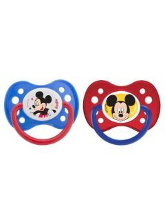 Dodie Sucette Anatomique +6 Mois Duo Disney Mickey A63