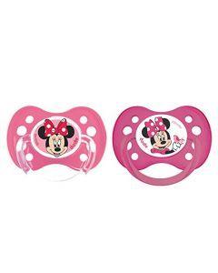 Dodie Sucette Anatomique +6 Mois Duo Disney Minnie A64
