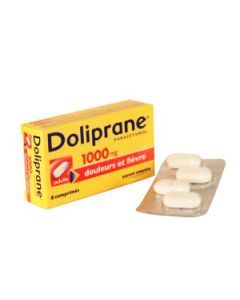 Doliprane comprimé 1000 mg
