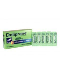 Doliprane suppositoire 300 mg