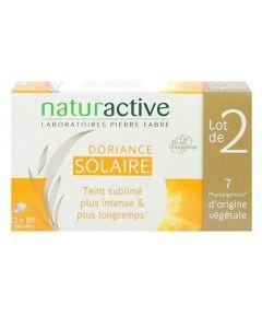 Naturactive Doriance Solaire Lot de 2x30 Comprimés
