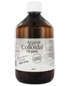 Dr. Theiss Argent Colloïdal 20 PPM 500ml