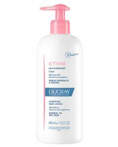 Ducray Ictyane Lait Hydratant Protecteur Corps 400ml