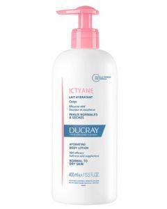 Ducray Ictyane Lait Hydratant Protecteur Corps 400ml