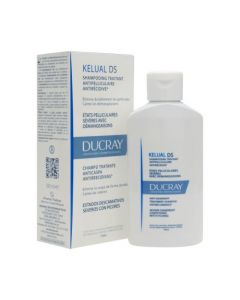 Ducray Kelual DS Shampooing Traitant Antipelliculaires 100ml