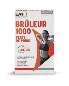EA Fit Brûleur 1000 60 comprimés