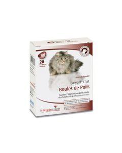 Bimeda EasyPill Chat Boules de Poils - 20 Boulettes
