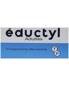 Eductyl adultes suppositoires