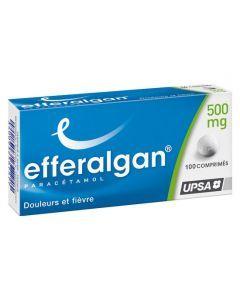Efferalgan comprimés 500 mg