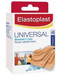 Elastoplast Pansement Universal Résistant à l'eau x 40
