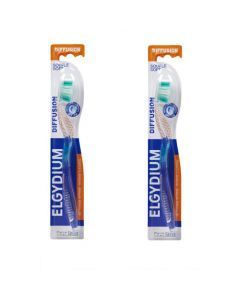 Elgydium Diffusion Brosse à dents Duo médium