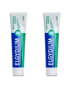 Elgydium Dents Sensibles lot de 2x75ml