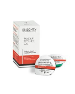 Eneomey Masque Peel Off C10 Masque Éclat Tenseur 10 x 5 ml