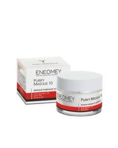 Eneomey Purify Masque 10  Masque Purifiant et Matifiant 50ml
