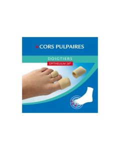Epitact Doigtiers Cors Pulpaires Taille M X 2