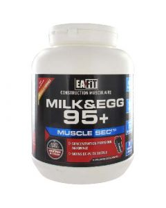 EAFIT Milk & Egg 95+ Construction Musculaire 750g