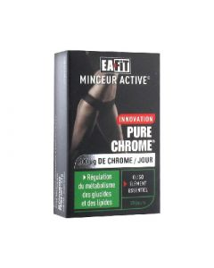 EAFIT Pure Chrome 60 Comprimés