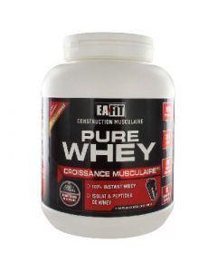 EAFIT Pure Whey Croissance Musculaire Maxi Café  750g
