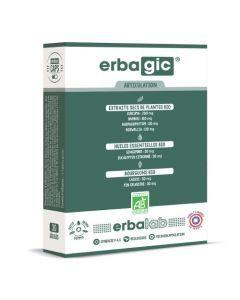 Erbalab Erbagic Boîte De 30 Gélules