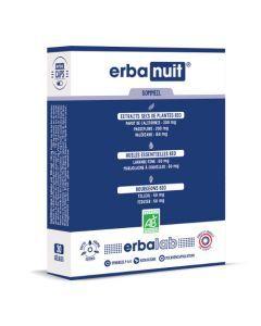 Erbalab Erbanuit Boîte De 30 Gélules