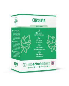 Erbalab Curcuma Pompe 30Ml