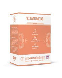 Erbalab Vitamine D3 Pompe 30Ml