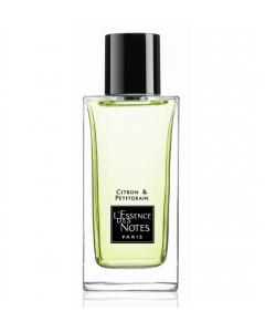 l'Essence des Notes Eau de Parfum Citron Petitgrain 100ml
