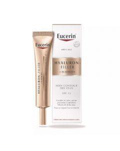 Eucerin Hyaluron-Filler + Elasticity Contour des Yeux SPF15 15ml