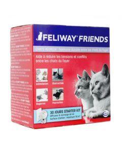 Feliway Friends Chats Heureux Diffuseur + Recharge 48ml