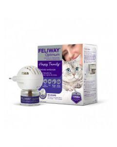 Feliway Optimum Diffuseur + Recharge 48ml