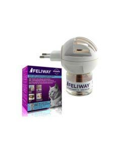 Feliway Diffuseur pour Chat + Recharge 30J - 48ml