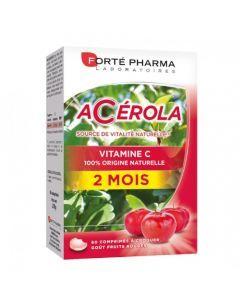 Forté Pharma Énergie Acérola 60 Comprimés