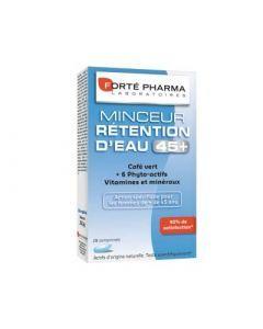 Forté Pharma Minceur Rétention d'Eau 45+ 28 Comprimés