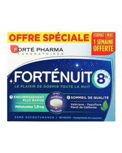 Forté Pharma Forté Nuit 8h 30 comprimés