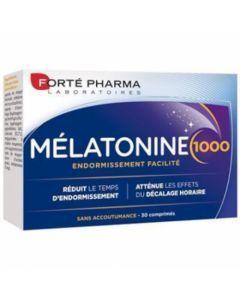 Forté Pharma Forté Nuit Mélatonine 1000 - 30 Comprimés