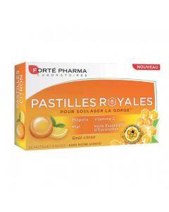 Forte Pharma Pastilles Royales Citron 24 Pastilles
