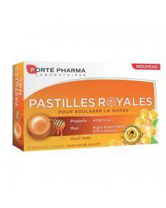 Forte Pharma Pastilles Royales Miel 24 Pastilles
