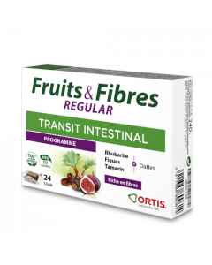 Ortis Fruits & Fibres Regular Transit Intestinal