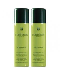 René Furterer Naturia Shampooing Sec 150ml x 2