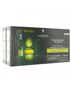 René Furterer Triphasic Progressive Sérum Anti-Chute 8 Flacons de 5,5ml
