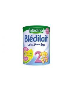 Blédina Blédilait 2ème Âge au Vitafer 900g