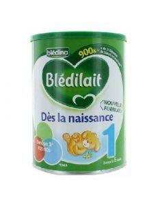 Gallia Bledilait 1 Lait en Poudre 900 G